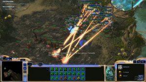 بازی استراتژی StarCraft II: Legacy Of The Void ساخته شرکت Blizzard Entertainment در سال 2015 بر روی پلتفرم Windows