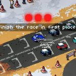 Super Pixel Racers Gameplay Screenshot 5