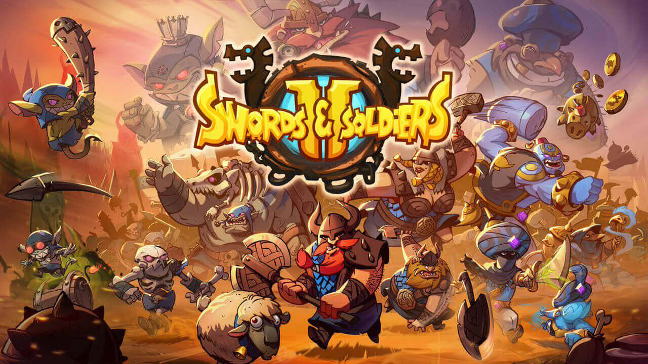 Swords & Soldiers II: Shawarmageddon