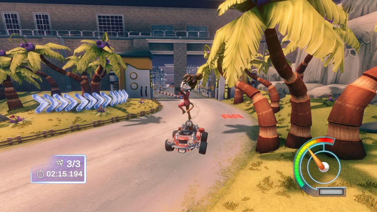 The Karters Gameplay Screenshot