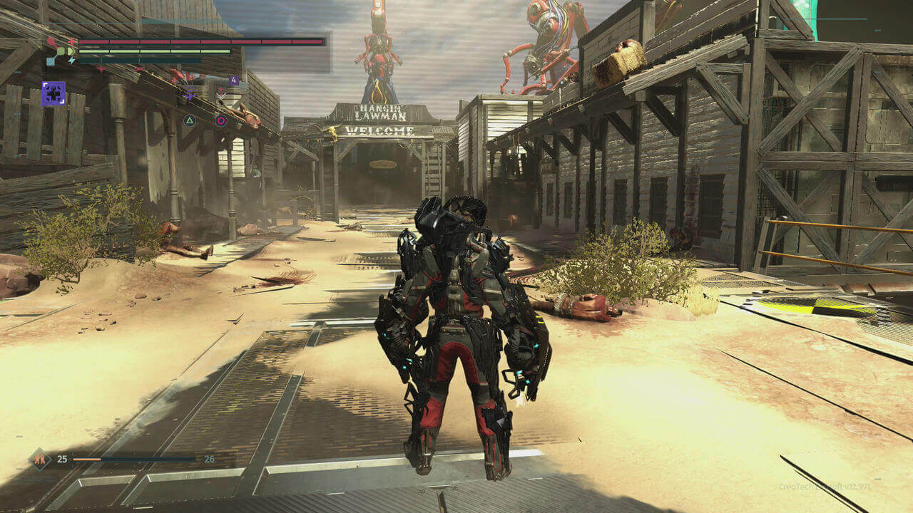 The Surge The Good, The Bad And The Augmented Gameplay Screenshot 1