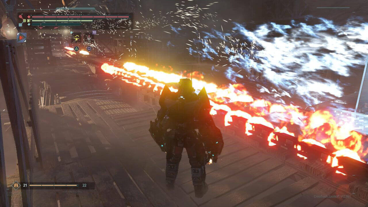 The Surge The Good, The Bad And The Augmented Gameplay Screenshot 4