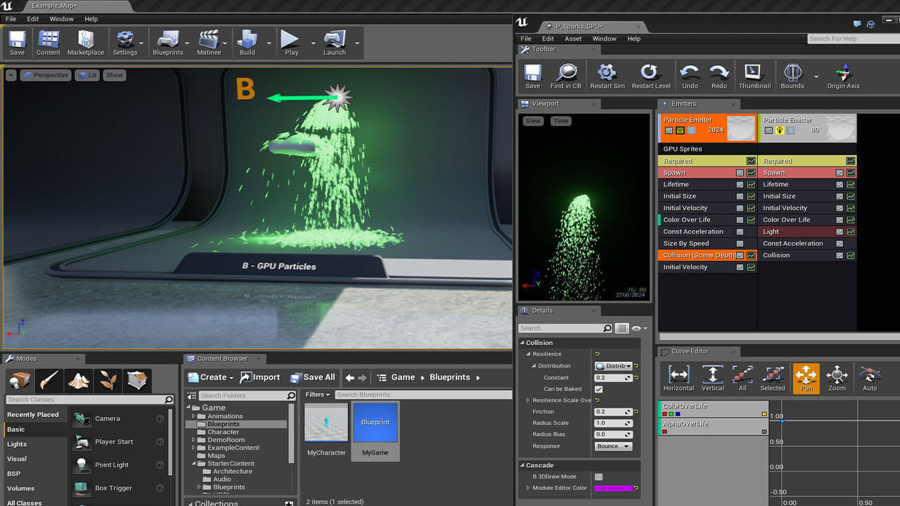 VFX Quality Particle Systems