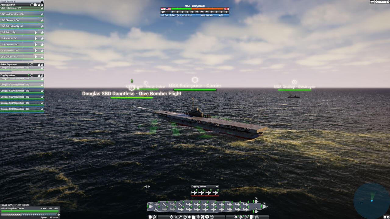 Victory At Sea Pacific Gameplay Screenshot 6