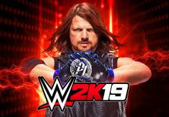 WWE 2K19 Wallpaper