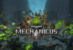 Warhammer 40,000 Mechanicus Wallpaper