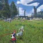 Xenoblade Chronicles 2 Torna The Golden Country Gameplay Screenshot
