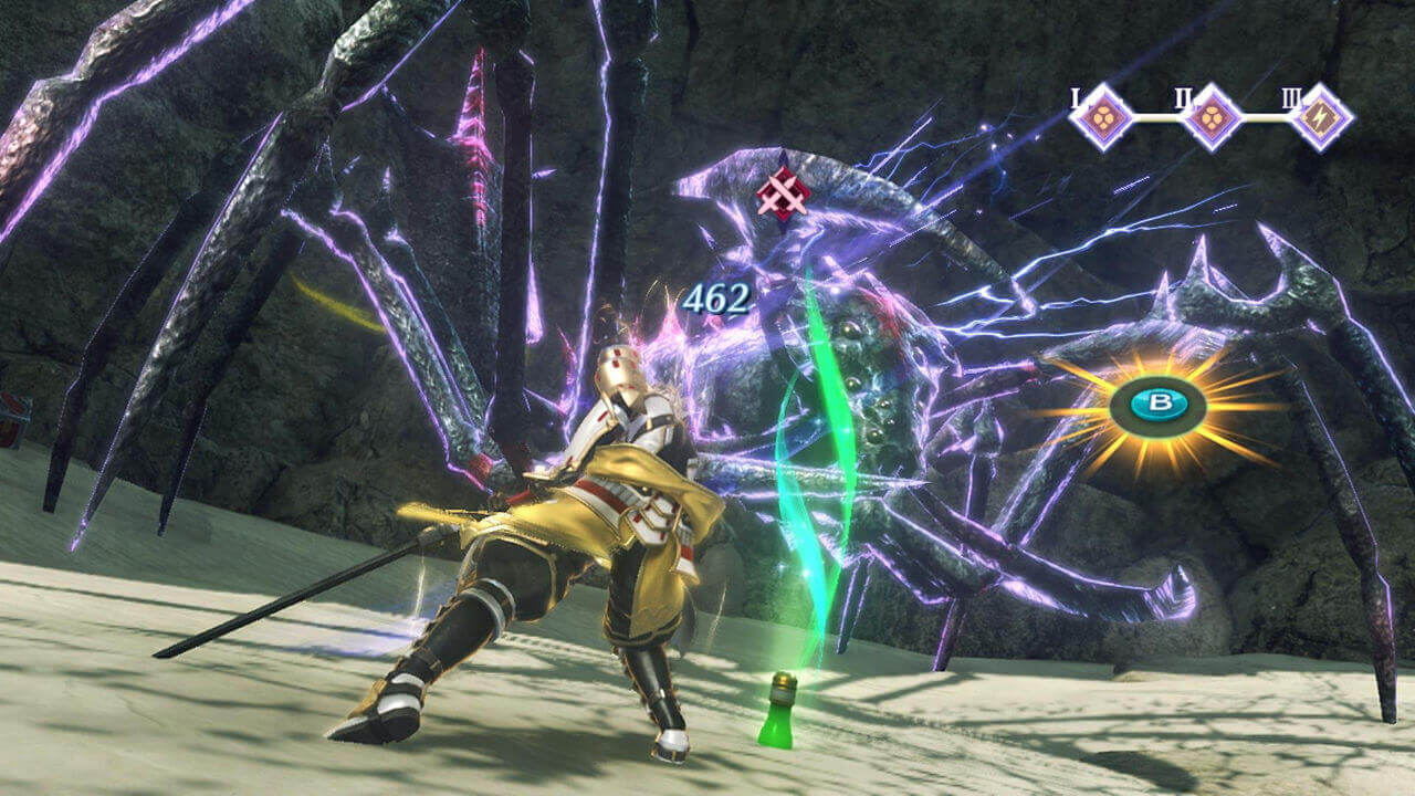 Xenoblade Chronicles 2 Torna The Golden Country Gameplay Screenshot 5