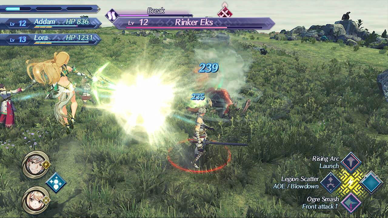 Xenoblade Chronicles 2 Torna The Golden Country Gameplay Screenshot 6