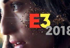 کاور رویداد e3 در سال 2018