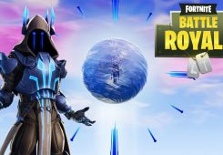The Start Of The Most Popular Fortnite Game Event Called Ice Storm